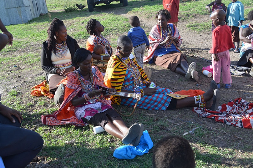 A Maasai Women Group's Pursuit of Sustainable Jobs