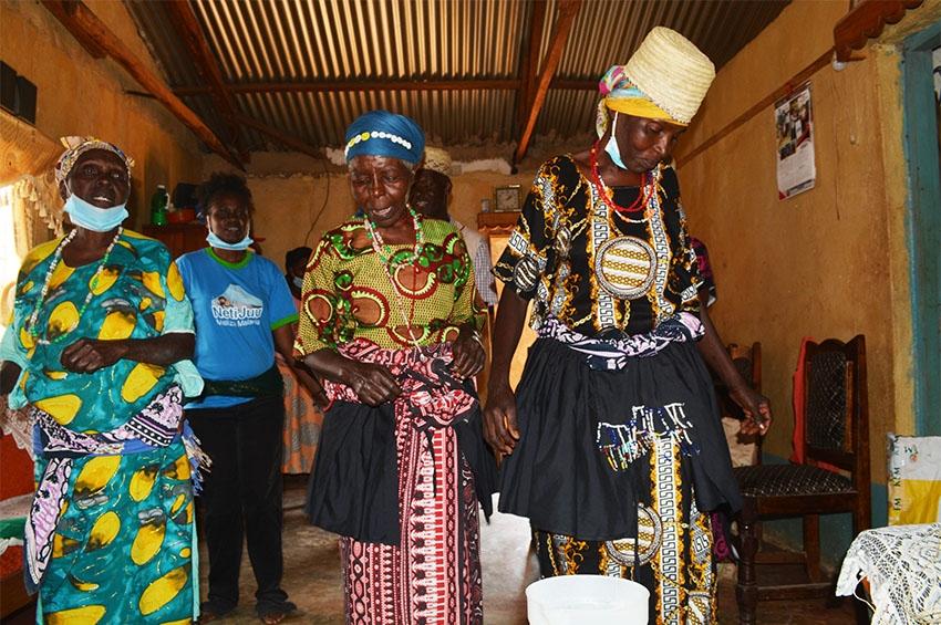 Kenyan Women Dancing Their Way to Empowerment